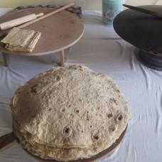 Malatya Sac Yufka Ekmeği Islatılmış (10 Adet)